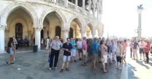 17 nazioni in visita a Venezia